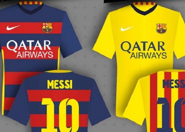 Barca Shirts